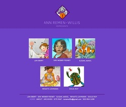 Ann Remen-Willis website